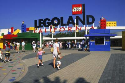 Legolandenter
